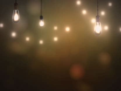 Motion Backgrounds And Worship Loops For Church Christian Light Hanging Service