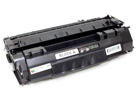 Toner Q7553a canon 708 toner compatible cartridge town