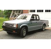 1988 Mazda Pickup  Information And Photos MOMENTcar