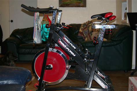 couch bike why every triathlete should have a spinning bike in their