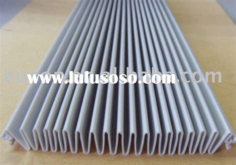 accordion curtain pvc coextrusion accordion curtain for sale price china