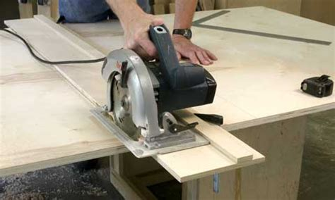 woodworking without a table saw cutting plywood without a table saw popular woodworking
