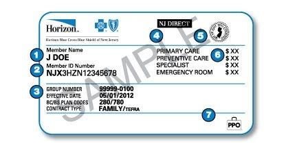 blue cross blue shield card policy number | journalingsage.com