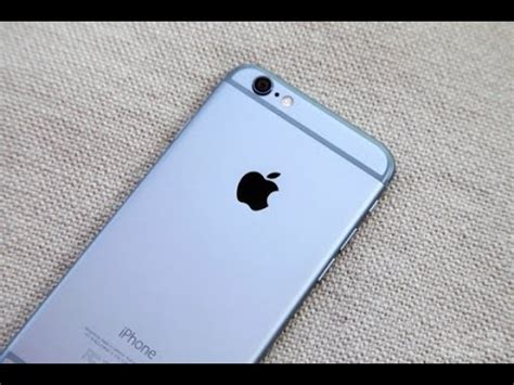 iphone 6 gris review test de l iphone 6 gris sideral 64gb