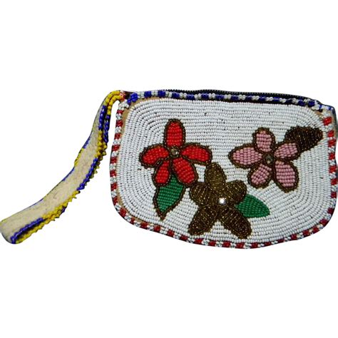 indian beaded purses pretty american beaded purse from carolines on ruby