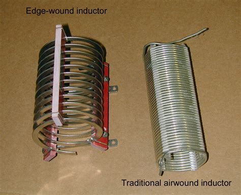 how an inductor is made inductors