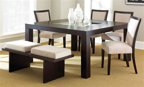 dining sets for small spaces simple elegance espresso dining set for small spaces
