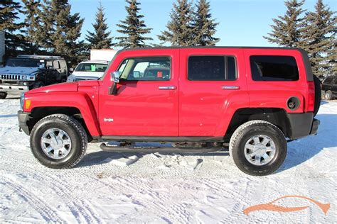 luxury hummer 2008 h3 hummer suv luxury pkg envision auto