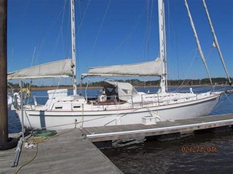 1981 Whitby 42 Ketch   42 foot 1981 Sailboat in New Bern