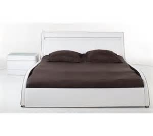 lit 140x190 brescia blanc lits but