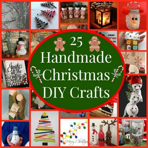 25 best handmade christmas gifts diy gift world