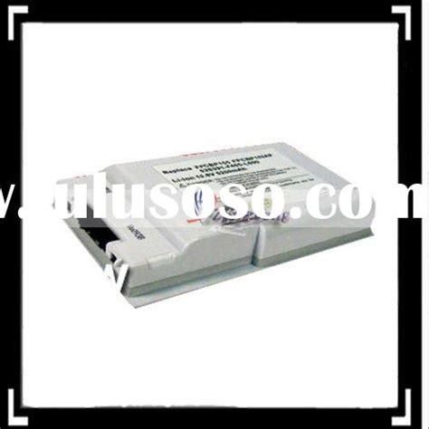 Baterai Fujitsu Lifebook E8310 S2210 S6310 S6311 S7110 S7111 Fpcbp145 for fujitsu battery for fujitsu battery manufacturers in