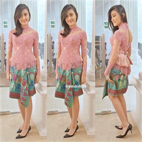 Baju Bayi Instagram tenun bali lace kebaya lace medium and instagram