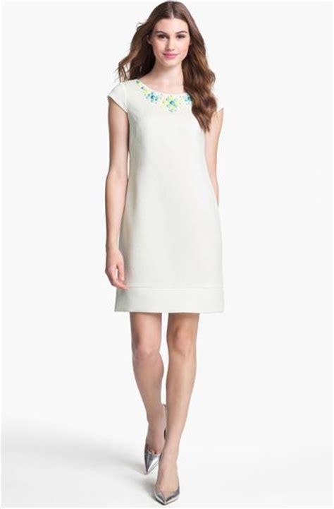eliza j drape sleeve sash belt dress eliza j embellished cap sleeve shift dress petite in blue