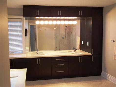 Custom Bathroom Vanity Designs by Master Ensuite Bathroom Design Custom Vanity