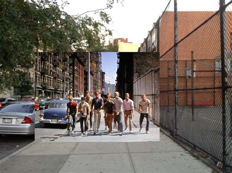The Last American Filming Locations West Side Story Prologue Popspots
