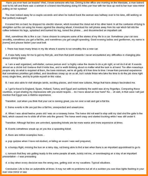 essay format introduction 8 self introduction sle essay introduction letter