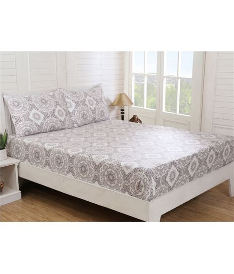 double cot bed maspar double cotton bed sheet available at snapdeal for
