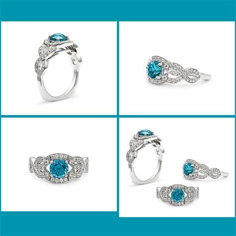 jewelry blogs jewelry photography blue zircon gem photography