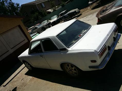 Craigslist Garden Grove California by 1972 Datsun 510 Two Door Coupe For Sale By Owner In Garden