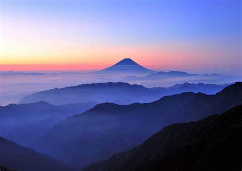 Bor Fujiama haiku 夏の夜明けnatsu no yoake summer kanzen