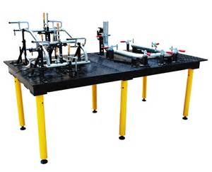 modular welding tables and tool kits