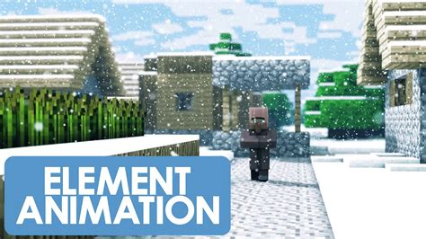 christmas with the villagers 2 minecraft animation youtube