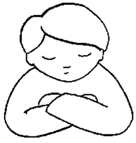 Coloring Page Reverent Child | lds church coloring page clipart panda free clipart images