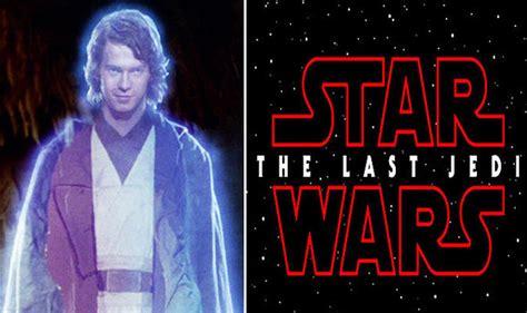 hayden christensen star wars 9 star wars 8 news hayden christensen will return as force