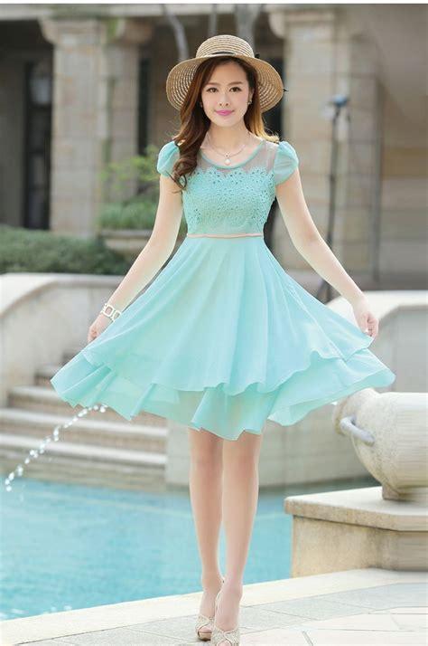 Pastel Dress2 pastel dresses style ideas 2018 fashiontasty