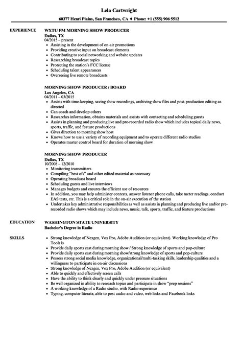 show producer sle resume sle official receipt template