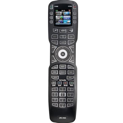 the best universal remotes top ten reviews autos post universal remote urc r40 my favorite remote urc r40 b h photo