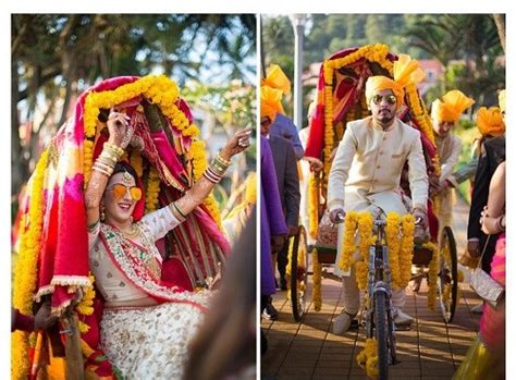 wedding entry 10 and unconventional bridal entry ideas