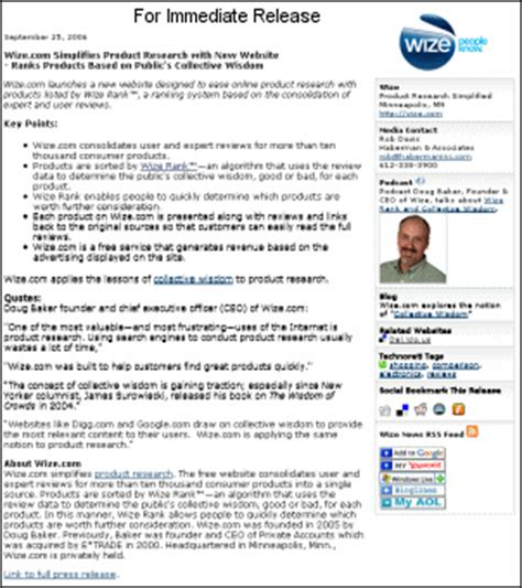 social media news release template social media news release toprank makes press releases