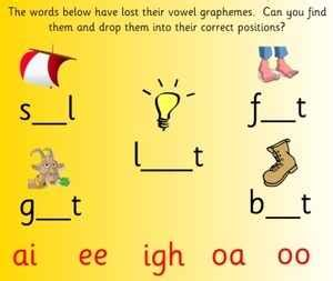 printable games for phase 3 phonics eyfs ks1 sen ipc phonics letters and sounds resources