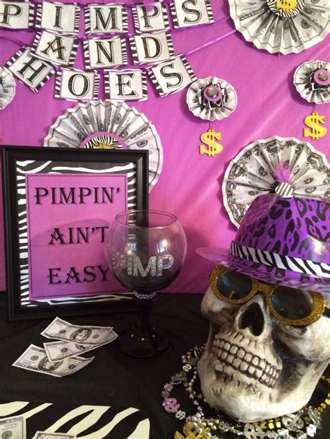 Pimp Decorations by 39 Best Images About Pimps And Hoes Ideas On
