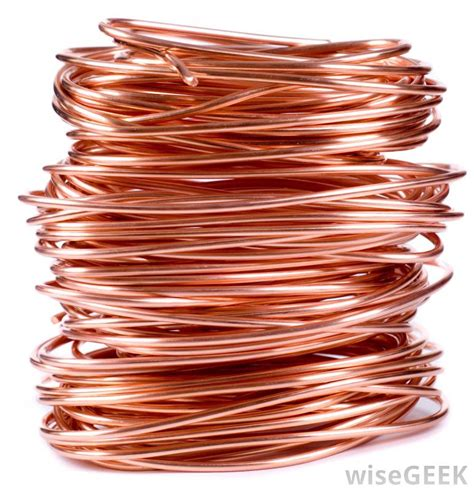 what is copper with pictures