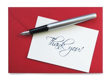 handwritten thank you card template etiquette is the handwritten thank you note