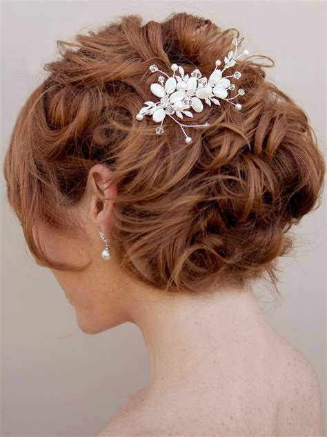 over 50s bridal hair mother of the bride jewelry ideas bride bridal hair