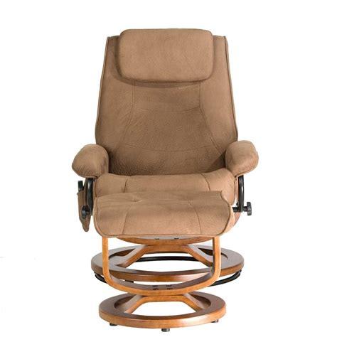 relaxzen reclining chair relaxzen deluxe leisure recliner chair with 8
