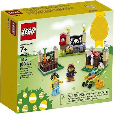 lego holiday easter egg hunt building kit (145 piece
