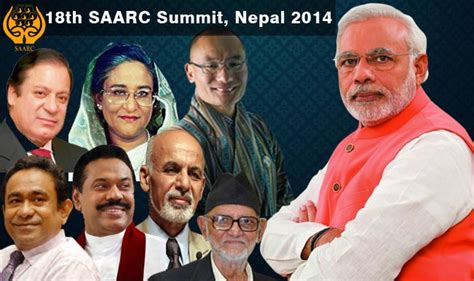 saarc summit latest news photos videos on saarc summit 18th saarc summit nepal 2014 top 7 facts you would like