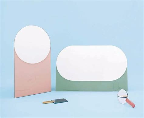 shapes mirror by hay in the shop hay shapes mirror hay pickture