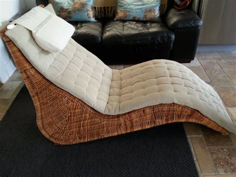 ikea rattan chaise lounge for sale in navan meath from
