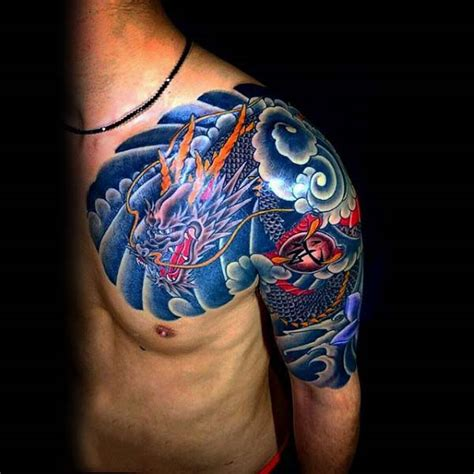 japanese dragon tattoos for men 90 japanese designs for manly ink ideas