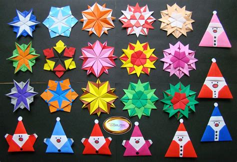 Kinds Of Origami - origami maniacs 5 different kinds of origami snowflakes