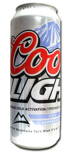 coors light by volume gluten in coors light
