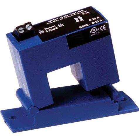 Ac Voltage Transducer 4 20ma by Split Ac Current Transducer 4 20ma Output Average