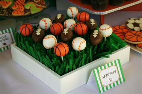 decorations for sports themed 65 birthday ideas for that are affordable