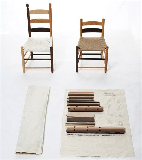 Shaker Furniture Kits by Shaker Assembly Kit By Jaebeom Jeong